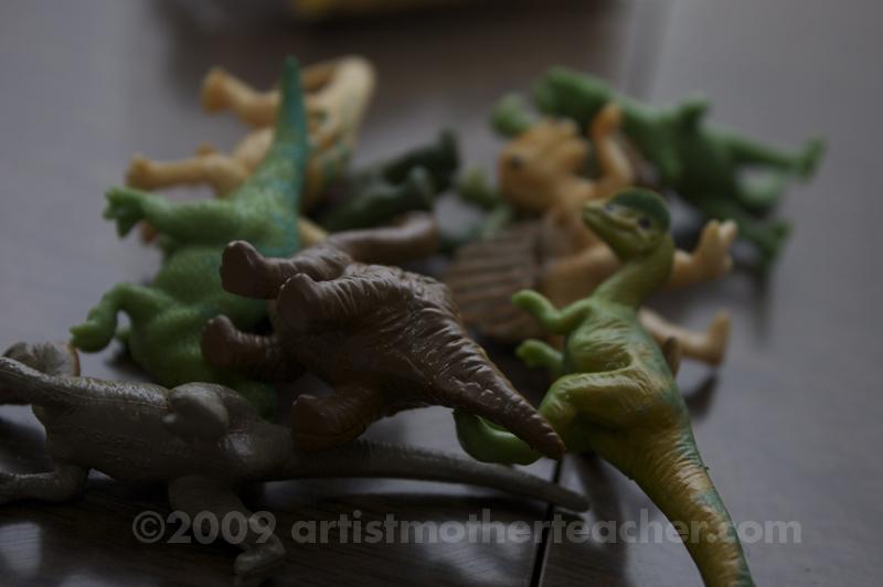 dinopile
