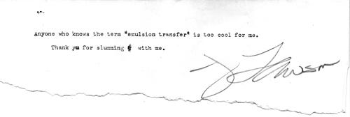 bloggess poem